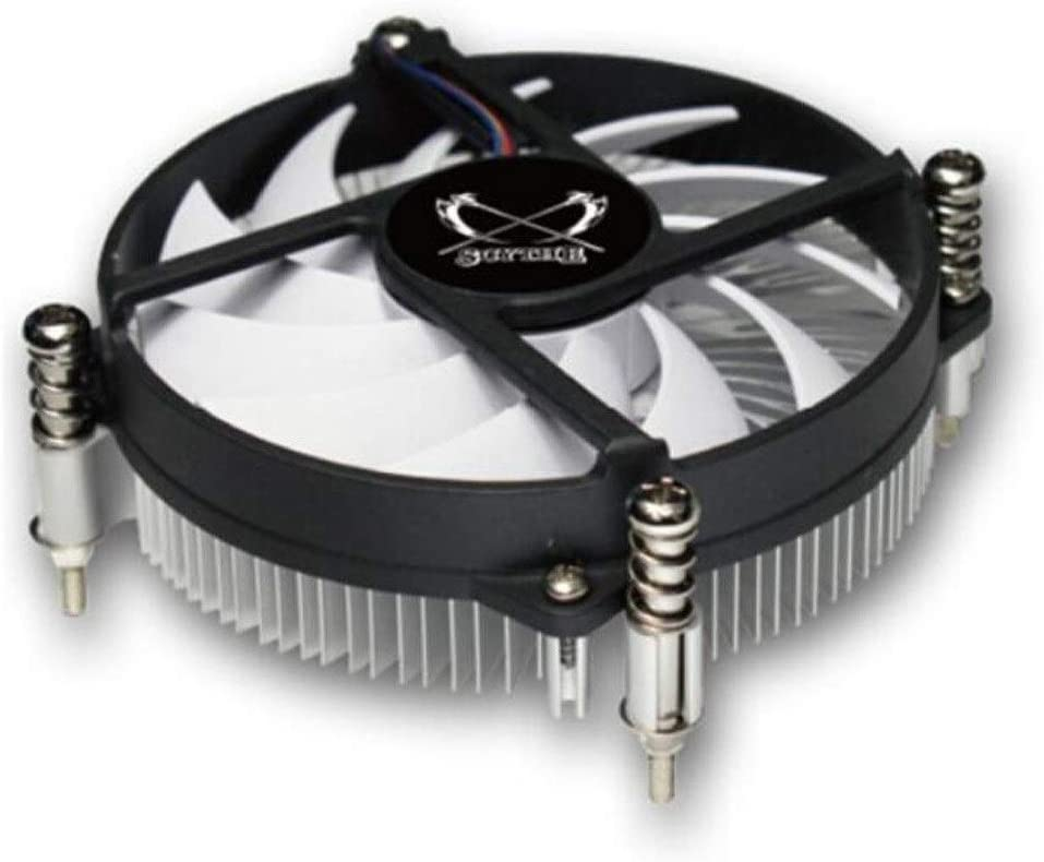 XIAONINGMENG Copper Core Push-Down CPU Heatsink Highly Pure Copper Supports 115X Platform Computer Accessories
