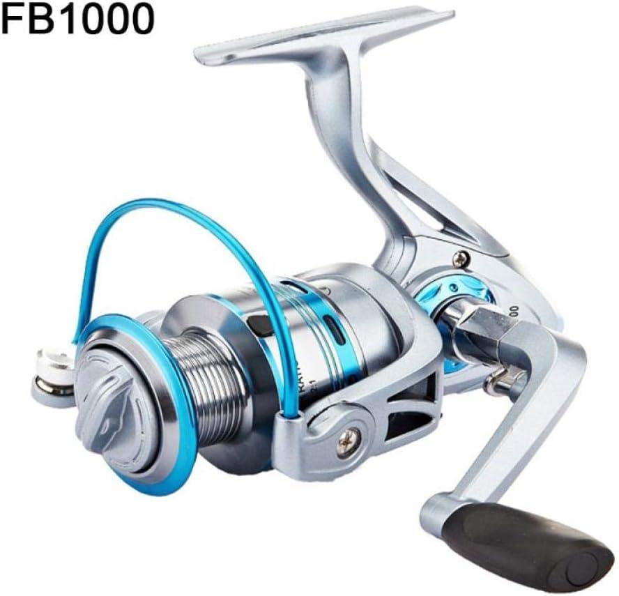 Todas Las Ruedas giratorias Serie FB1000-6000 Rueda de Pesca de Metal Carrete de Anclaje de Pesca Carrete de mar