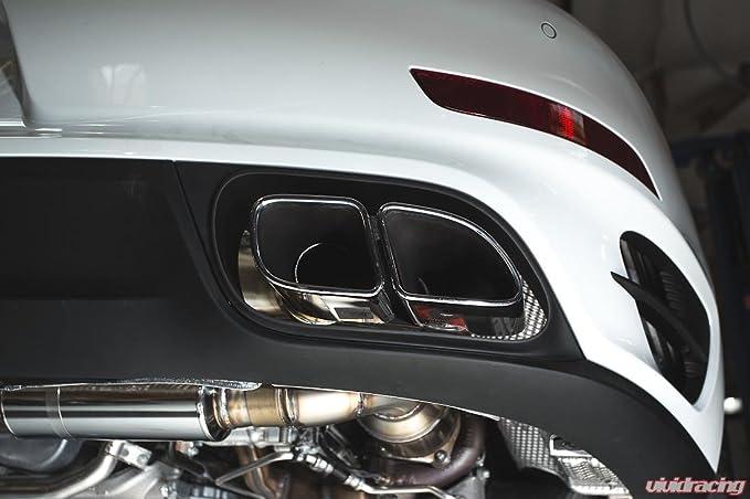 Amazon.com: Agency Power AP-991TT-170 Muffler(Performance Racing Porsche 991 Turbo 2014+): Automotive