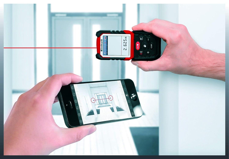 Urceri Laser Entfernungsmesser : Einhell laser distanzmesser te ld 60 messbereich 0 05 m messung