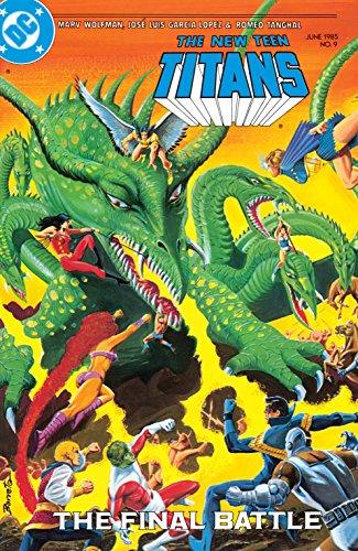 New Teen Titans (1984-1988) #9