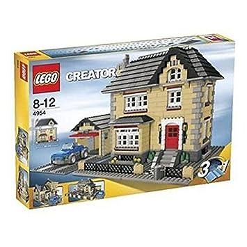 Lego Creator 4954 Stadt Haus Amazon De Spielzeug
