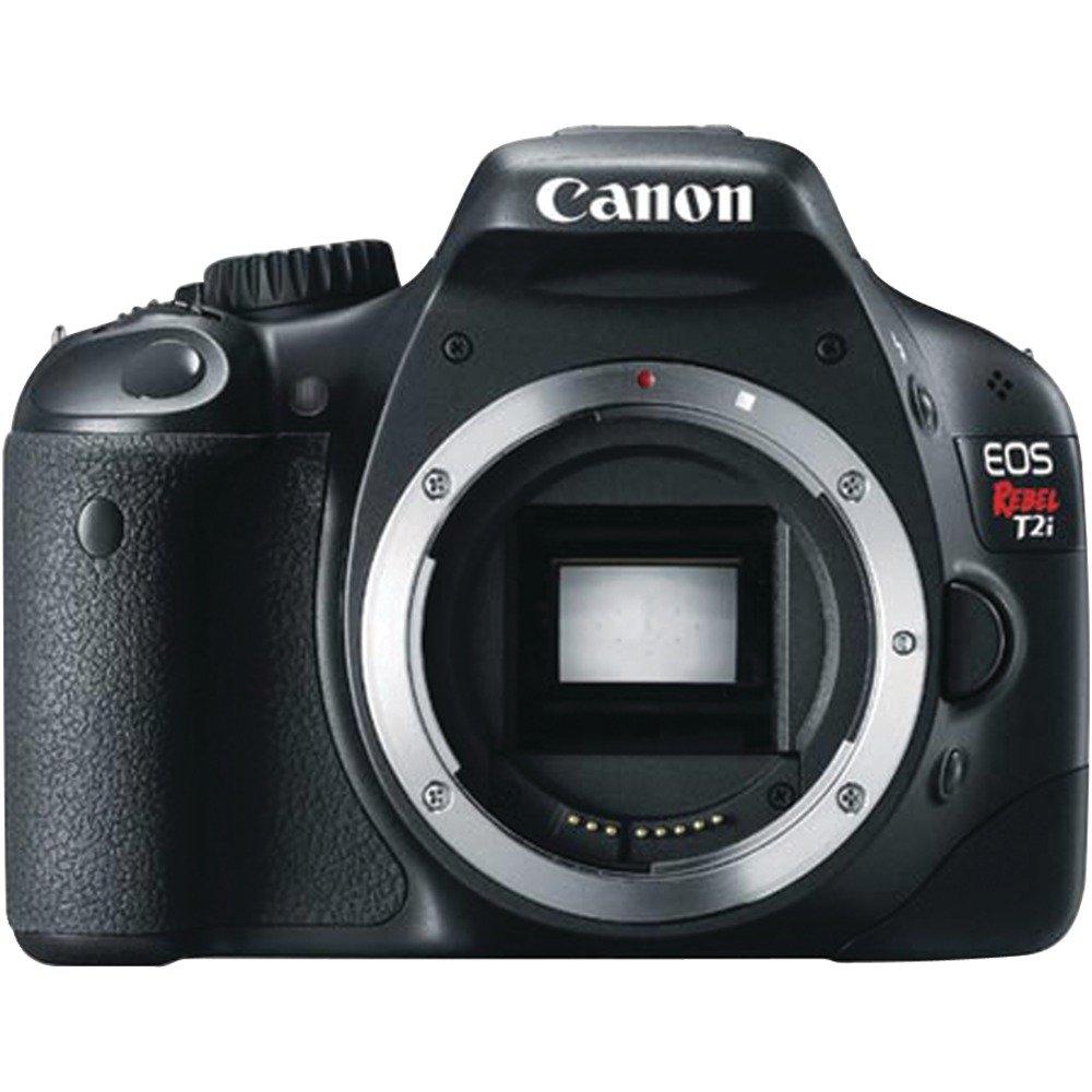 amazon com canon eos rebel t2i dslr camera body only rh amazon com manual camera canon eos 550d manual camara canon eos 550d español