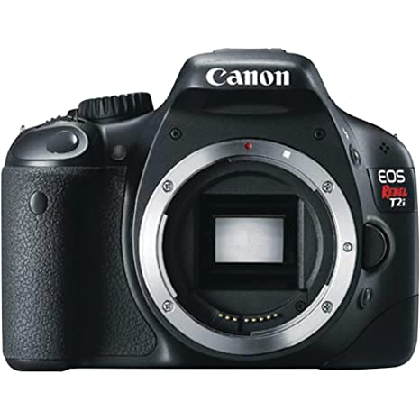 Review Canon EOS Rebel T2i