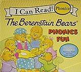 The Berenstain Bears 12 Little Library Phonics Books for Little Hands