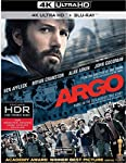 Cover Image for 'Argo (Theatrical) (4K Ultra HD)'