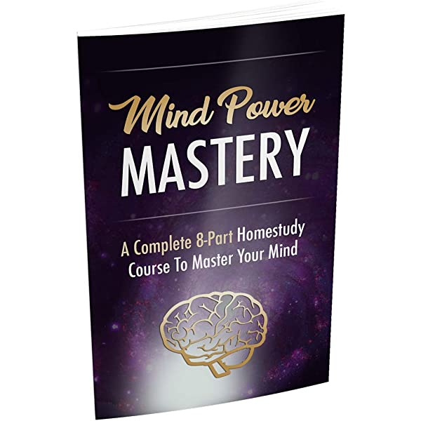MIND POWER MASTERY : A COMPLETE 8-PART HOMESTUDY COURSE TO MASTER YOUR MIND (Wealthy Mindset Collection Book 1) - Kindle edition by Willis, Ryan. Religion & Spirituality Kindle eBooks @ Amazon.com.