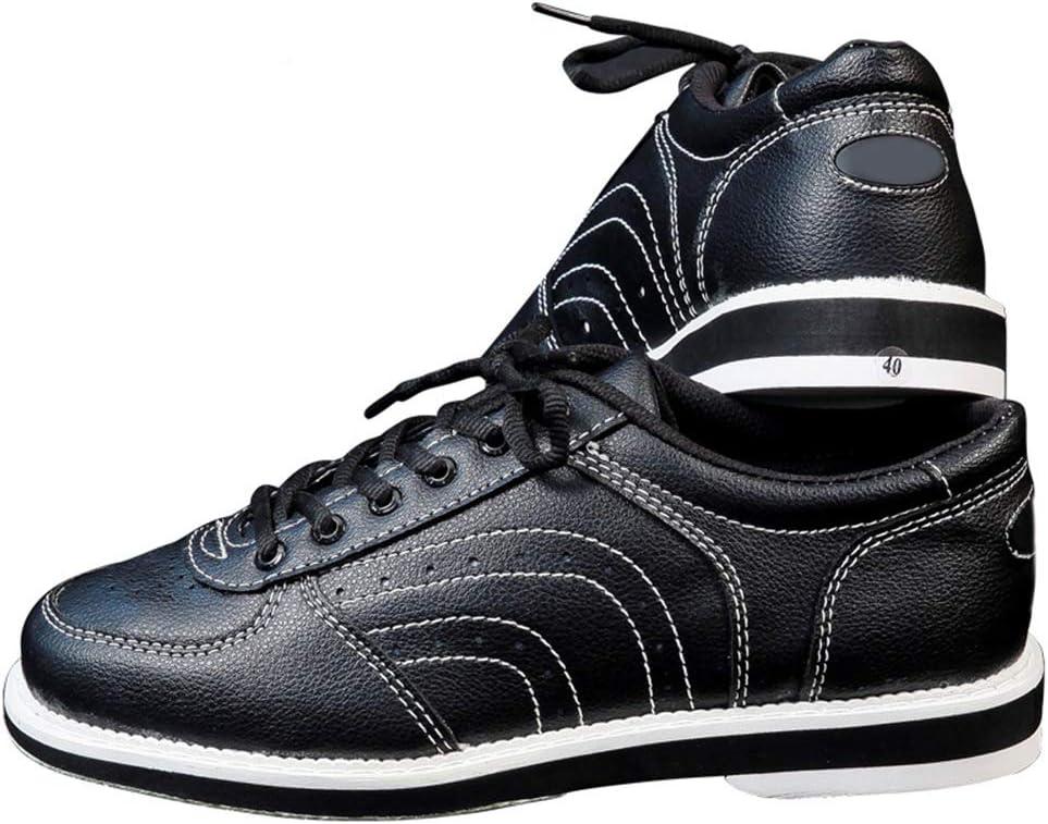 Bowlingschuhe f/ür Sport Fnsky Herren Sneaker Sportschuhe atmungsaktive Bowlingschuhe 35