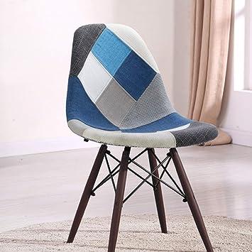 CCF Chaise De Bureau Tissu Chambre Fille Coeur Creatif Dortoir Tabouret Dos Unique Design