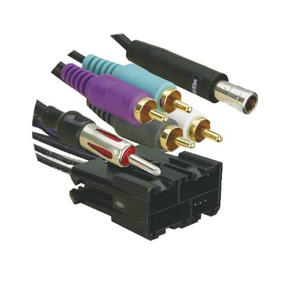 61m92u8kqfL._SL1000_ amazon com metra 70 1857 tuner relocation and bose integration metra 70 1858 wiring diagram at aneh.co