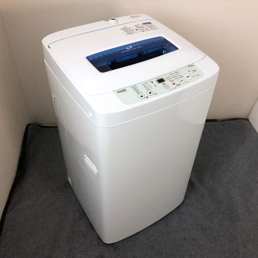 ハイアール 4.2kg 全自動洗濯機 JW-K42M(W) 【品番】JSVF501   B01K1NPKD2