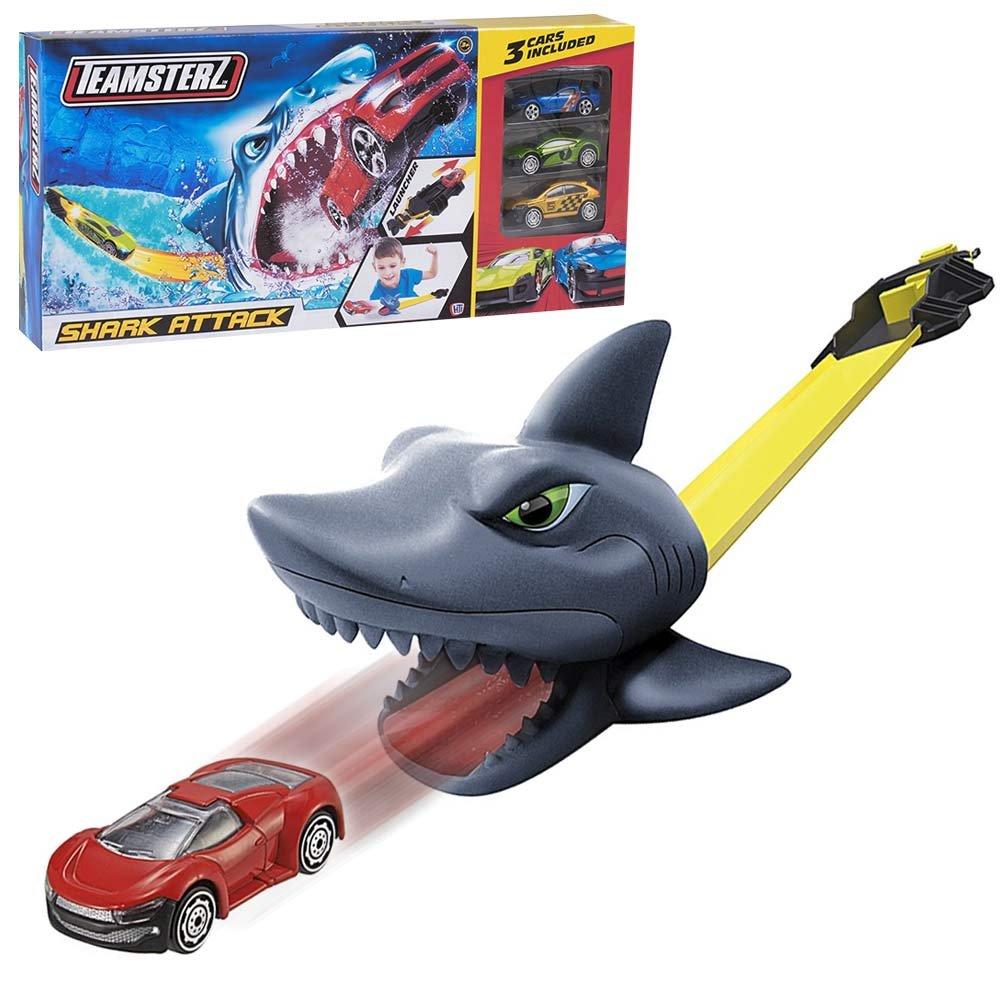 GG00942 Teamsterz Pista Shark Attack Grandi Giochi