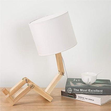 ZHANG NAN ○ ® Lámparas de Escritorio Minimalistas Modernas ...