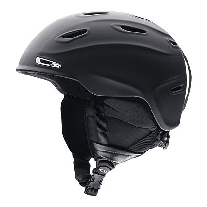 8e96dfc23a Amazon.com  Smith Aspect Snow Helmet 2018  Sports   Outdoors