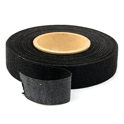 brlige wiring harness tape heat-resistant adhesive cloth fabric tape cable  looms for car motorcycle: amazon co uk: diy & tools