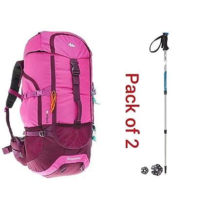 Amazon.com: Quechua - Mochila de senderismo y acampada (2 ...