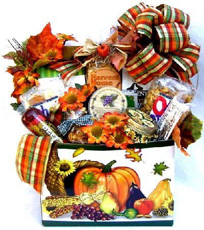Fall Festival Basket - 1