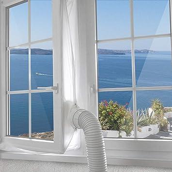 400cm Joint De Fenêtre Pour Climatiseur Portable Tissu De