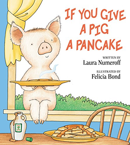 0060266864 - Numeroff, Laura: If You Give a Pig a Pancake - Buch