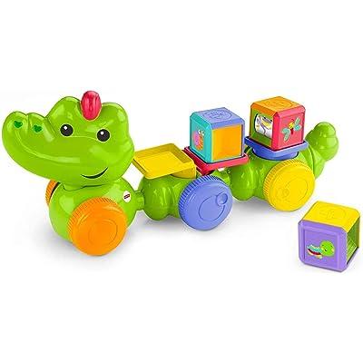 Fisher-Price Silly Safari Crawl Around Croc: Toys & Games