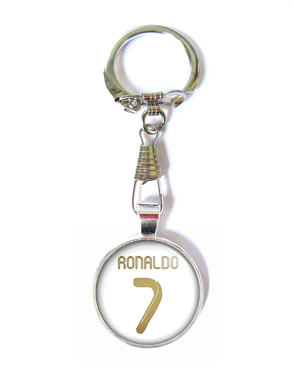 Amazon.com: Cristiano Ronaldo Real Madrid FC Soccer Jersey ...