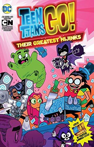 Teen Titans GO!: Their Greatest Hijinks