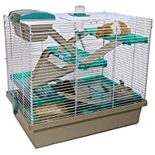 Rosewood Pico XL Translucent Teal - Hamster & Small Animal Home/Cage