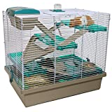 Rosewood Pet Pico XL Translucent Teal - Hamster & Small Animal Home/Cage