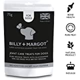 Billy + Margot Venison and Glucosamine Joint Care Dog Treats, 75 g