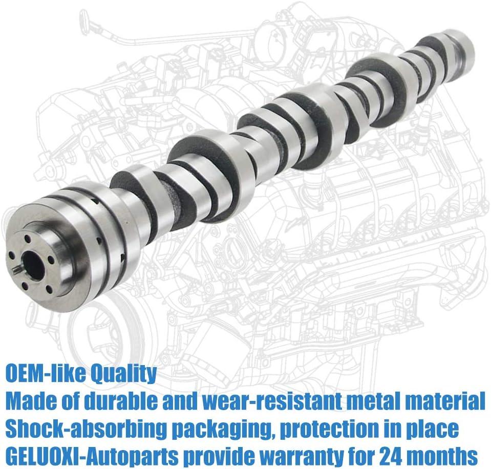 Engine Camshaft w// VVT MDS SRV for 2009-2019 Dodge Ram 1500 09-10 Dodge Durango Chry sler Aspen 5.7L V8 hemi Engine Directly Replacement# 53022263AF 53022263AE GELUOXI