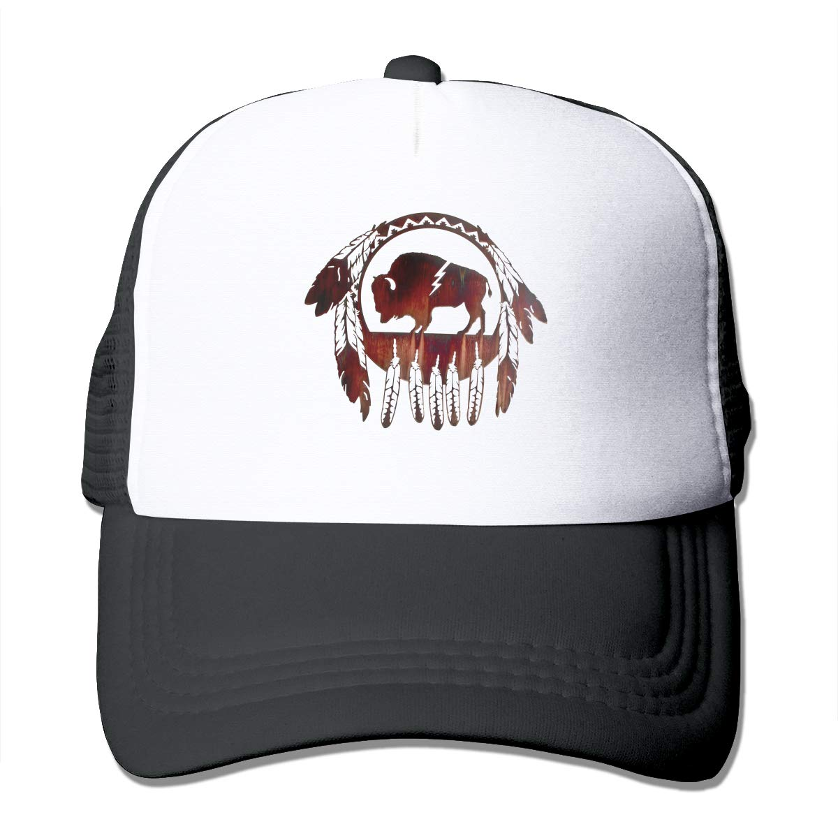 Louis Berry Bison Buffalo Native American - Gorra Unisex para ...