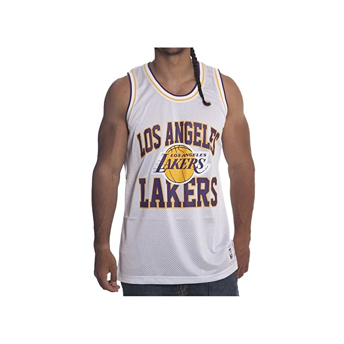 Camiseta de tirantes Mitchell & Ness: NBA LA Lakers ...
