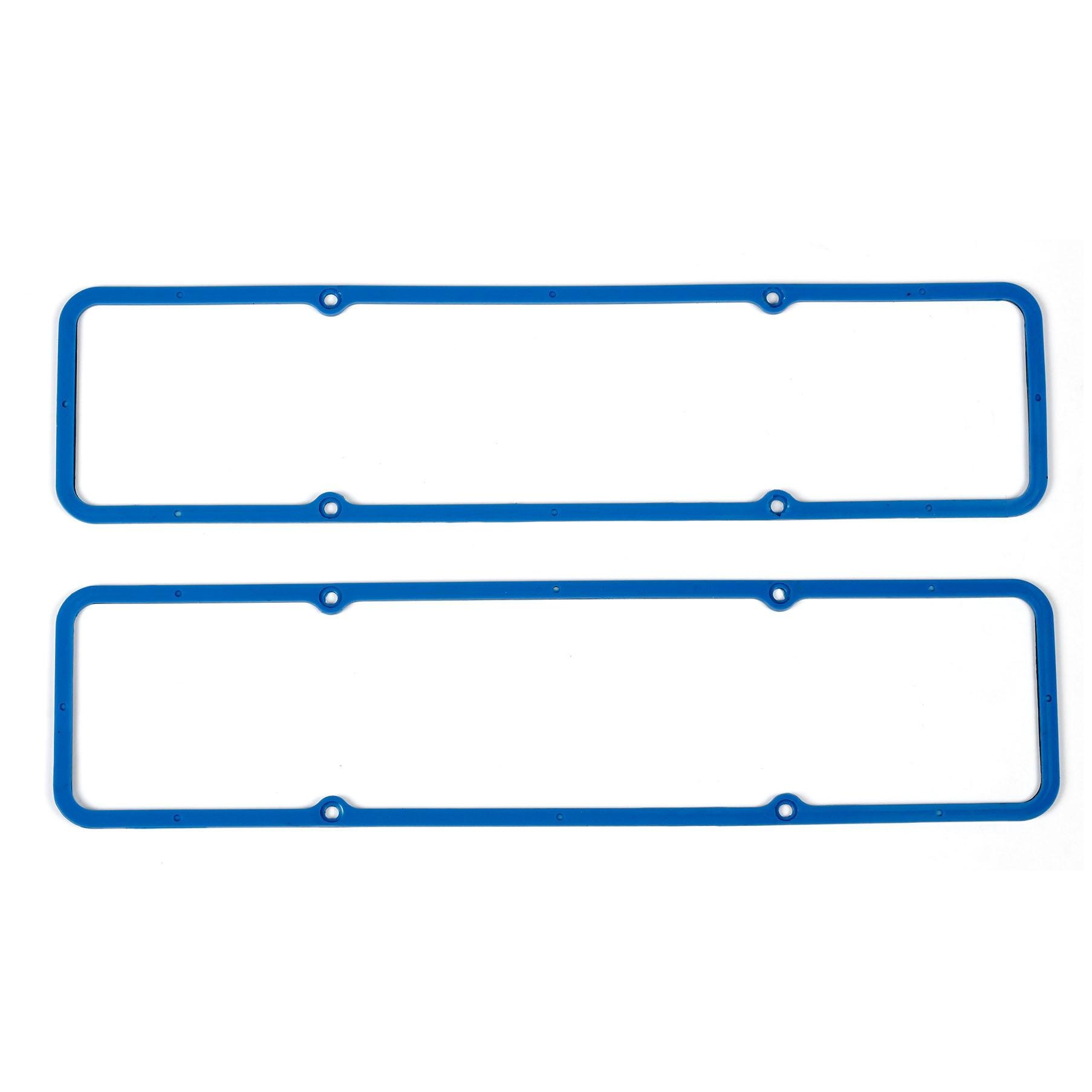 Replacement For SB CHEVY 283 305 327 350 383 400 Rubber Silicone Valve Cover Gasket 7484BOX