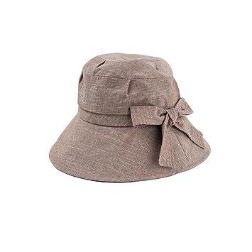 YXINY Viseras LY-143 Sombrero del Verano De Las Mujeres Sombrero De Visera  El Sol 6aa60d9224eb