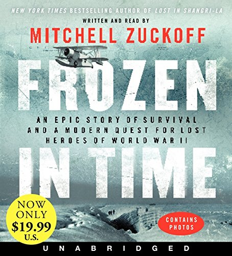 Frozen in Time Low Price CD: An Epic Story of Survival and a
