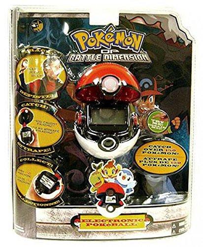 Pokemon LCD Pokeball Jakks 55829