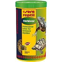 sera reptil Professional Herbivor ein Ergänzungsfutter im hochfunktionalen Coextrusionsverfahren hergestelltes zweifarbiges Granulat für alle Pflanzen fressenden Reptilien - Landschildkröten & Leguane