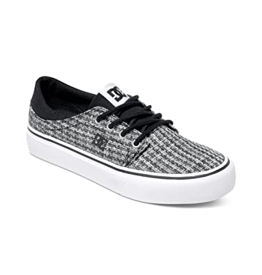 Zapatos grises DC Shoes Trase para mujer pC9Hs