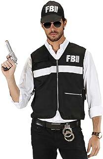 FIESTAS GUIRCA Disfraz Hombre policia de Barrio Manga Corta Talla ...