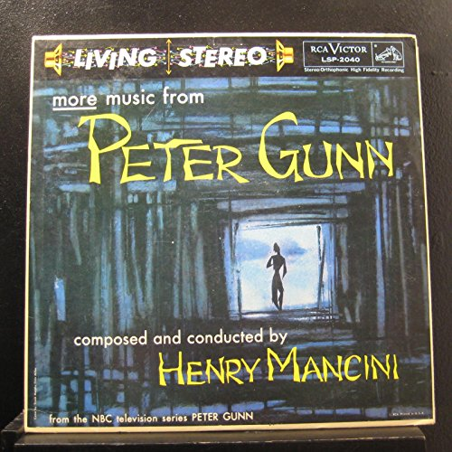 More Music From Peter Gunn ()