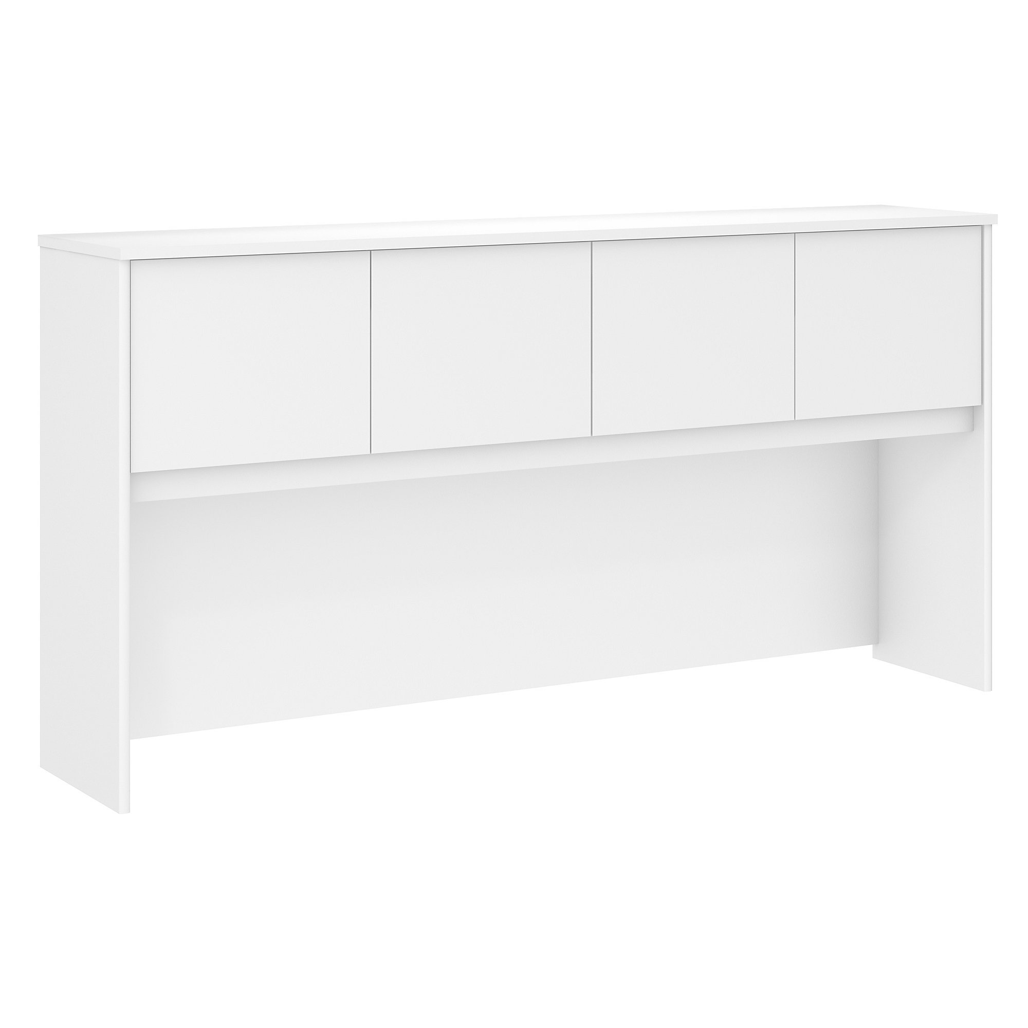 Bush Business Furniture Studio C 72W Hutch in White by Bush Business Furniture (Image #1)