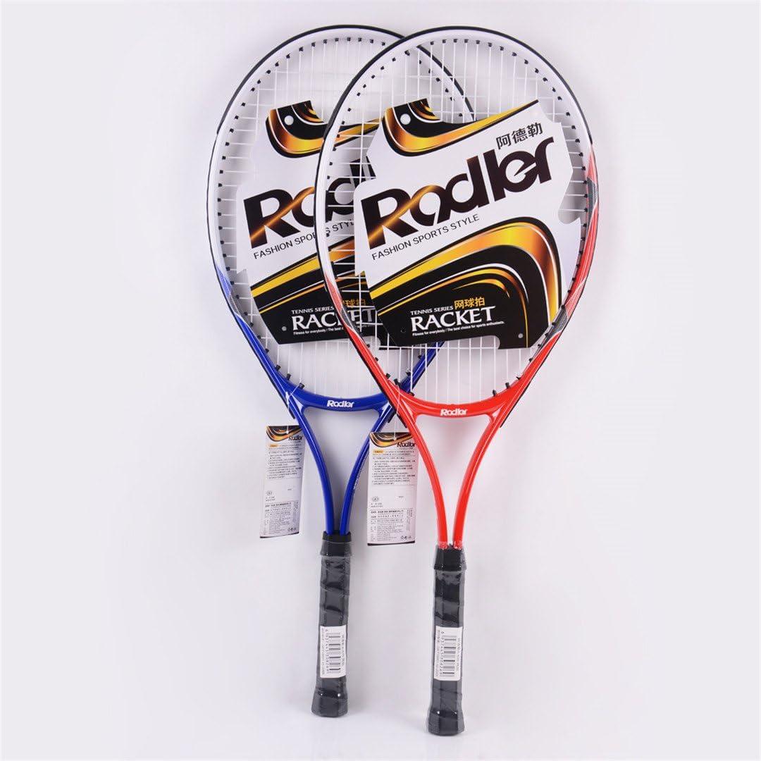 Raqueta de Tenis Azul de Dos Colores y 1 Pelota de Tenis de ...