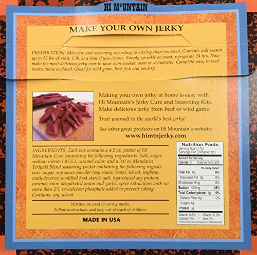 how to cut jerky with a mandalin