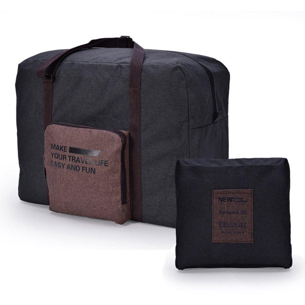 Sunshineリーフ旅行ダッフルバッグ – 折りたたみ式防水Carryストレージbag- for旅行、Campimg、スポーツ   B073FRRXVZ