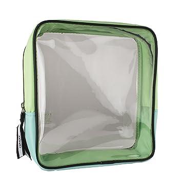 Amazon.com: Clinique verde y Aqua con plástico transparente ...