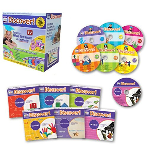 Your Child Can Discover! Deluxe Kit (Baby Can Read)