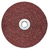 3M Cubitron II Fibre Disc 982C GL Quick Change, Precision Shaped Ceramic Grain, 5'' Diameter, 36+ Grit, Brown  (Pack of 100)