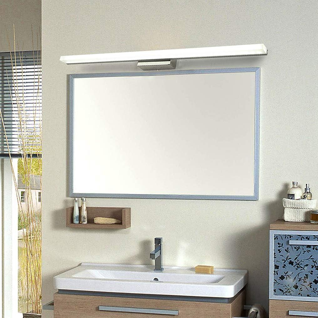 Fu Man Li Trading Company Bagno trucco LED semplice specchio Front Light A+ dimensioni : 60cm
