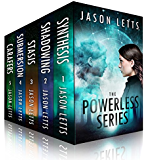 The Powerless Series: Complete 5-Book Set