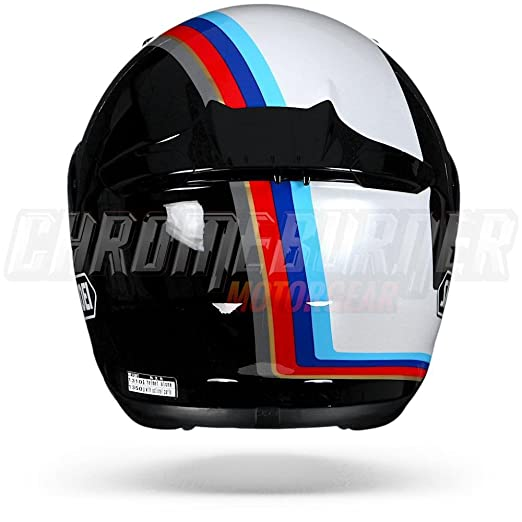 Amazon.es: Shoei NXR recounter TC-10, TC10 - rf1200 - Full Face casco de moto